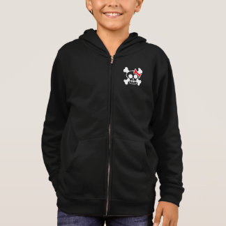 Youth FEAR THE LEO! Zip-Up Hoodie