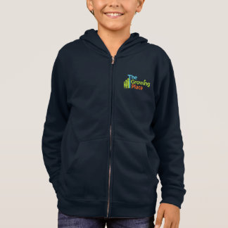 Youth Full Zip Hoodie