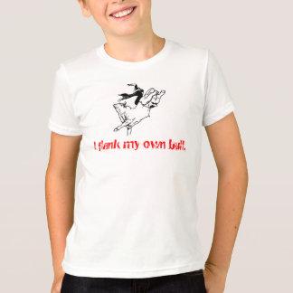 YOUTH - I flank my own bull. T-Shirt
