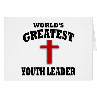Youth Leader Card