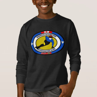Youth Longsleeve Tee / Oakville Speed Skating Club