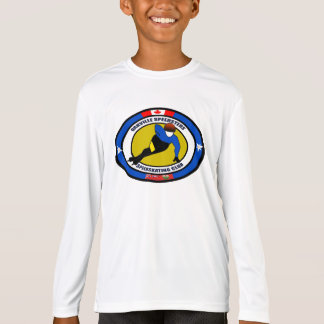 Youth Performance Shirt / Oakville Speed Skating
