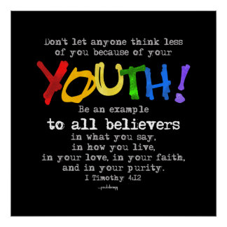 Christian Youth Posters, Prints - 21.7KB