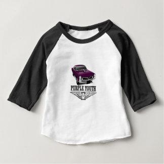 youth purple ride baby T-Shirt