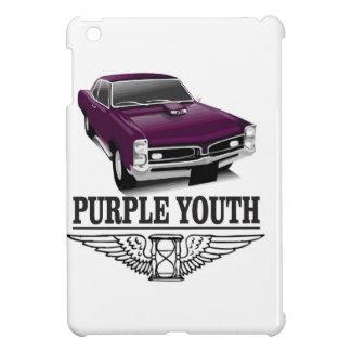 youth purple ride iPad mini covers