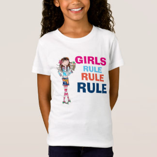 Youth Shirt/Girls Rule T-Shirt