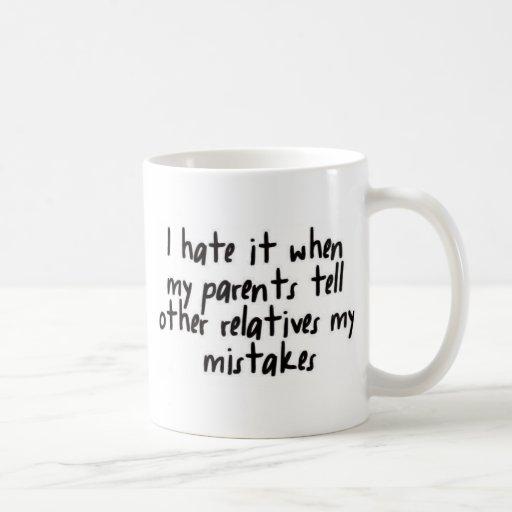 youth trouble coffee mugs