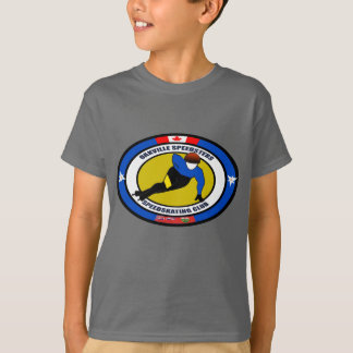 Youth Tshirt / Oakville Speed Skating Club
