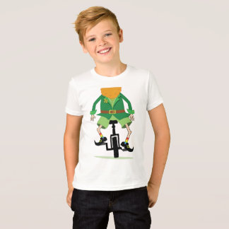 Youth Uni Leprechaun Tee