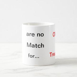 youth vs age classic white coffee mug