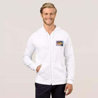 Youthful Conquerors fleece hoodie