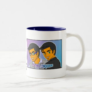 Youthful Conquerors mug