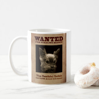 Youthful Yorkie_ Coffee Mug
