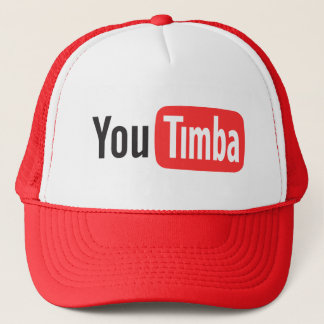 youTimba Trucker Hat