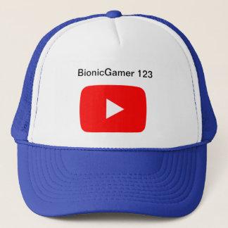 YouTube BionicGamer 123 hat