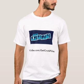 YouTube.com/GetCrunkFilms T-Shirt