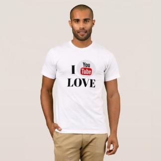 YouTube Fan American Apparel T-Shirt