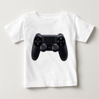 Youtube Logo White Baby T-Shirt