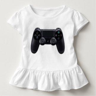 Youtube Logo White Toddler T-shirt