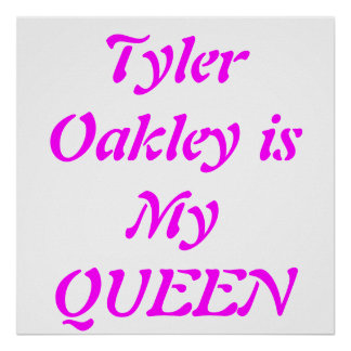 Youtuber Tyler Oakley Poster