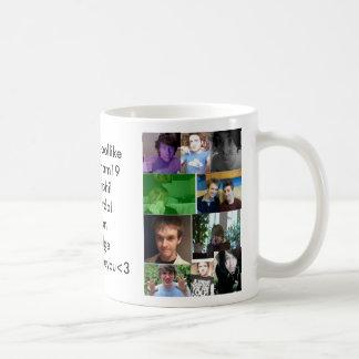 Youtubers. Coffee Mug