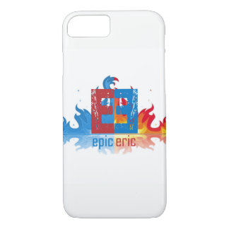 YouTube's EpicEric now has merch! iPhone 8/7 Case