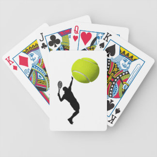 You've Been Served Bicycle Playing Cards