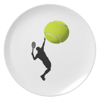 You've Been Served Plate