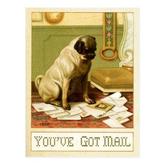 You've Got Mail Postcard