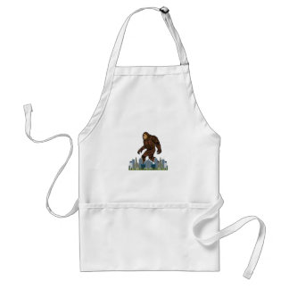 Yowie at Large Standard Apron