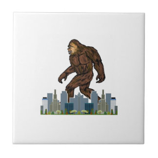 Yowie at Large Tile