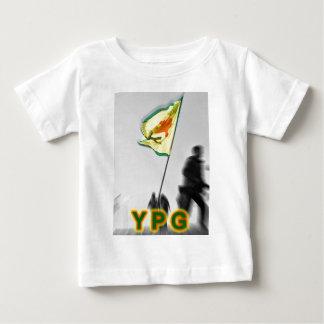 YPG - Kurdish Freedom Fighters of Kobani Baby T-Shirt