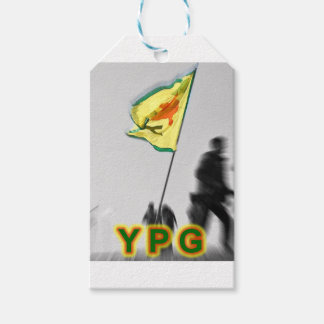 YPG - Kurdish Freedom Fighters of Kobani Gift Tags