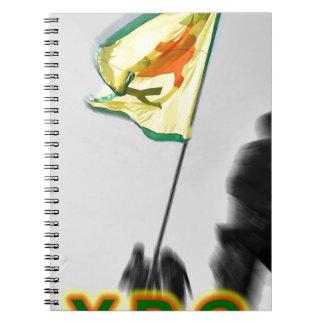YPG - Kurdish Freedom Fighters of Kobani Notebook