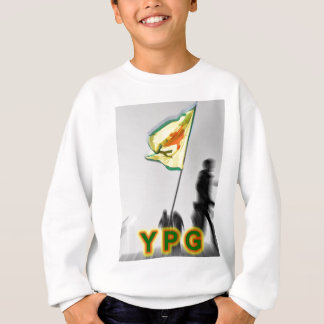 YPG - Kurdish Freedom Fighters of Kobani Sweatshirt