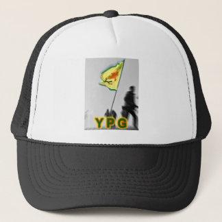 YPG - Kurdish Freedom Fighters of Kobani Trucker Hat