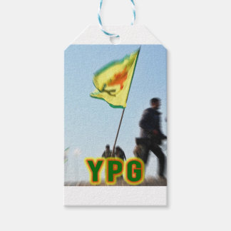 YPG - Kurdish Freedom Fighters of Kobani v2 Gift Tags