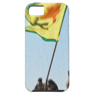 YPG - Kurdish Freedom Fighters of Kobani v2 iPhone 5 Case