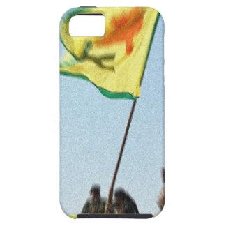 YPG - Kurdish Freedom Fighters of Kobani v2 iPhone 5 Cover