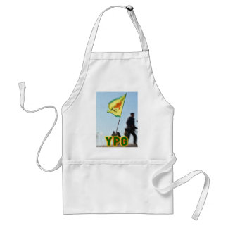 YPG - Kurdish Freedom Fighters of Kobani v2 Standard Apron
