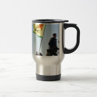 YPG - Kurdish Freedom Fighters of Kobani v2 Travel Mug
