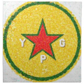 ypg logo 3 napkin