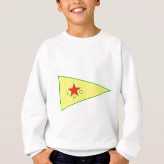 ypg logo 5 a sweatshirt