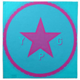 ypg logo 6 napkin