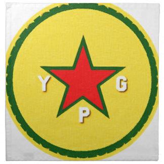 ypg logo napkin