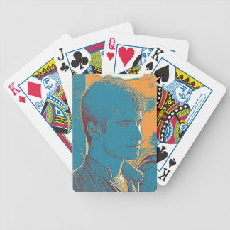 YPG Soldier 2 art Bicycle Playing Cards