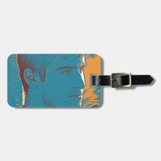 YPG Soldier 2 art Luggage Tag