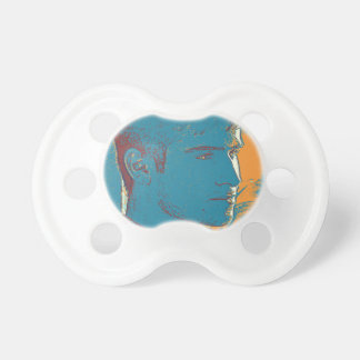 YPG Soldier 2 art Pacifier