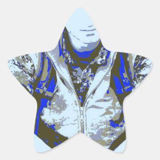 YPG Soldier 3 Art 3 Star Sticker