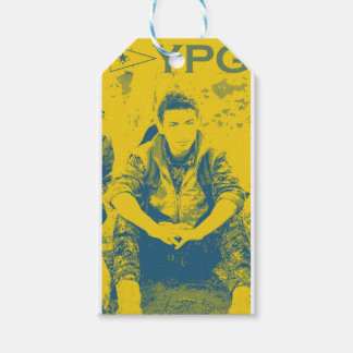 YPG Soldier 3 Art 4 Gift Tags